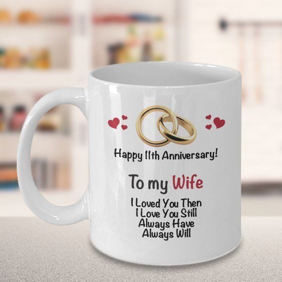 11th Anniversary Gift Ideas for Wife - 11th Wedding ...
