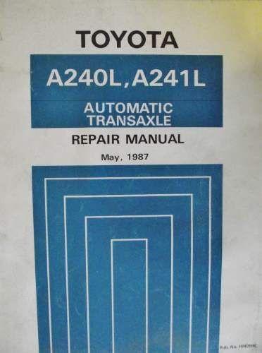 toyota 5e engine overhaul workshop manual