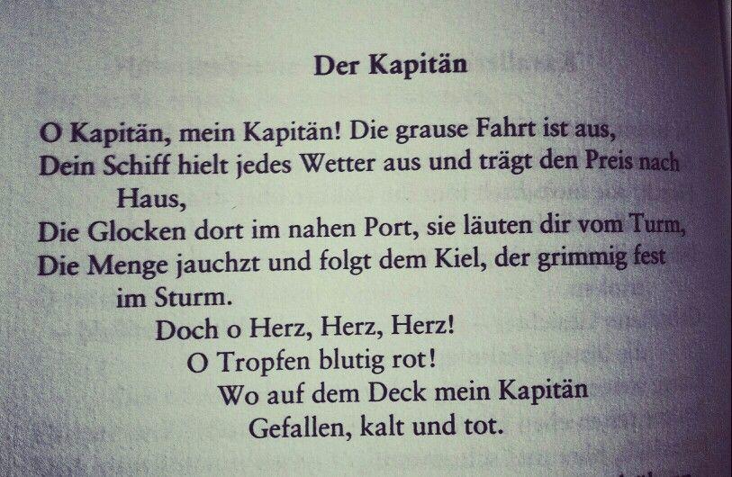 Club Der Toten Dichter Zitate