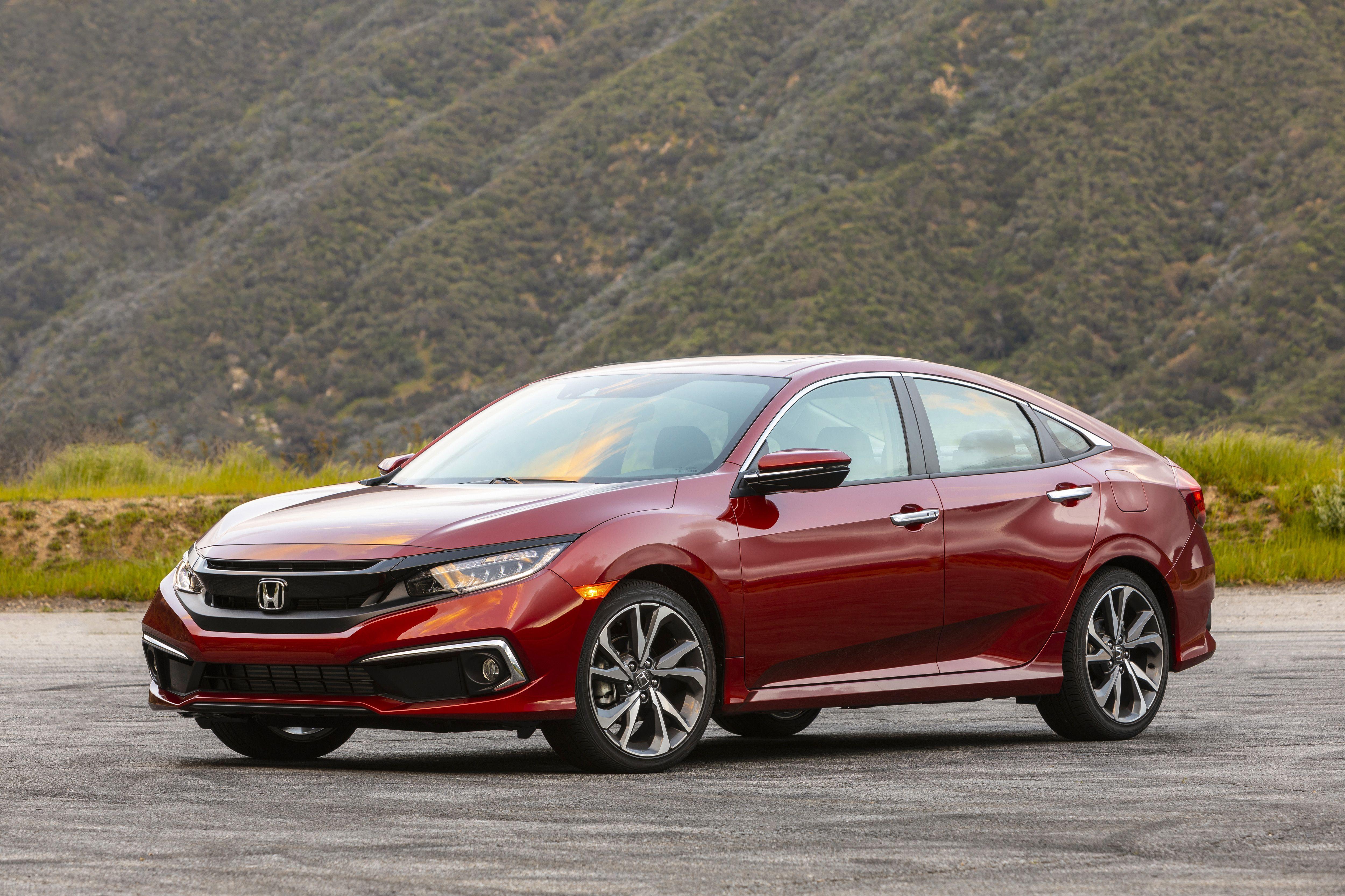 2020 Honda Civic Sedan And Coupe Prices Rise Slightly Civic Sedan Honda Civic Honda Civic Sedan
