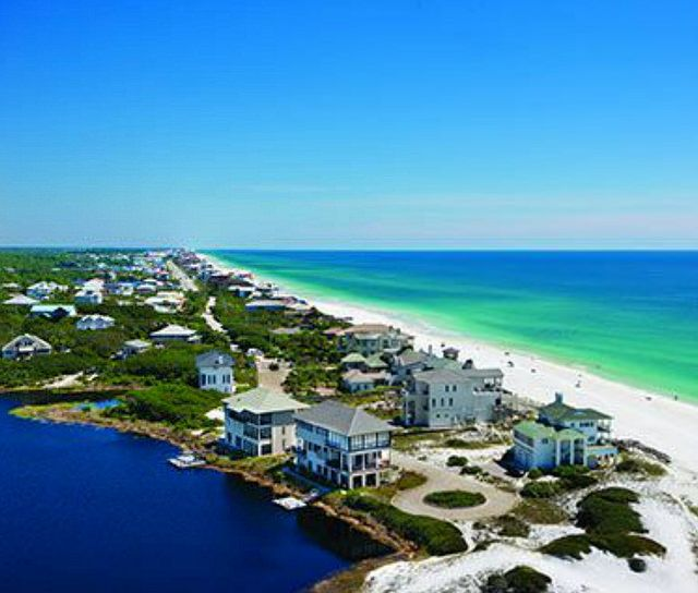 Santa Rosa Beach Florida 30a South Walton Real Estate