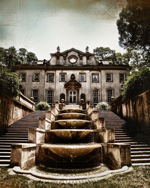 Atlanta Landmark - Swan House