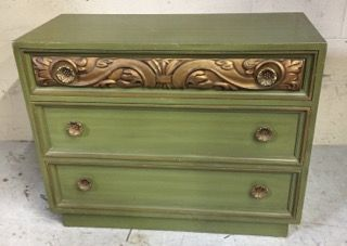 1963 CHEST OF DRAWERS FROM LANE FURNITURE OF ALTAVISTA, VIRGINIA. THIS  DRESSER COMES IN
