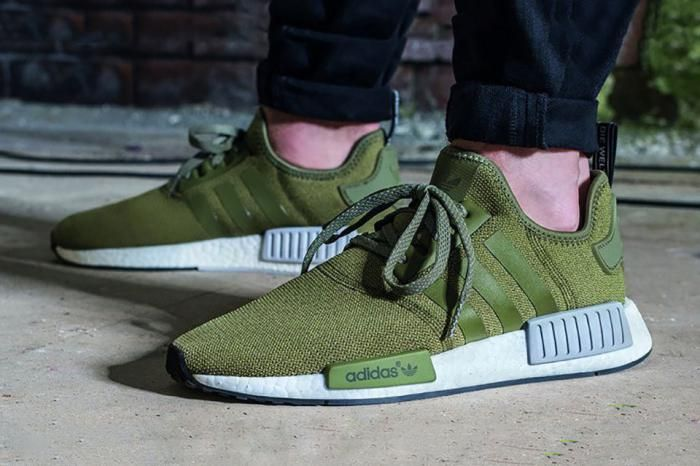 adidas nmd vert militaire
