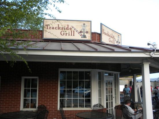 Trackside Grill In Historic Downtown Kennesaw Georgia Kennesaw Kennesaw Georgia Grilling