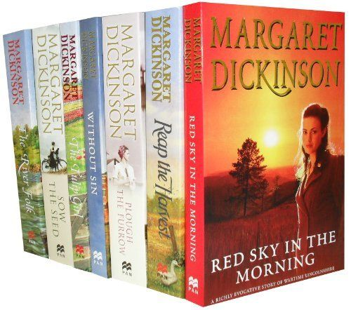red sky in the morning dickinson margaret