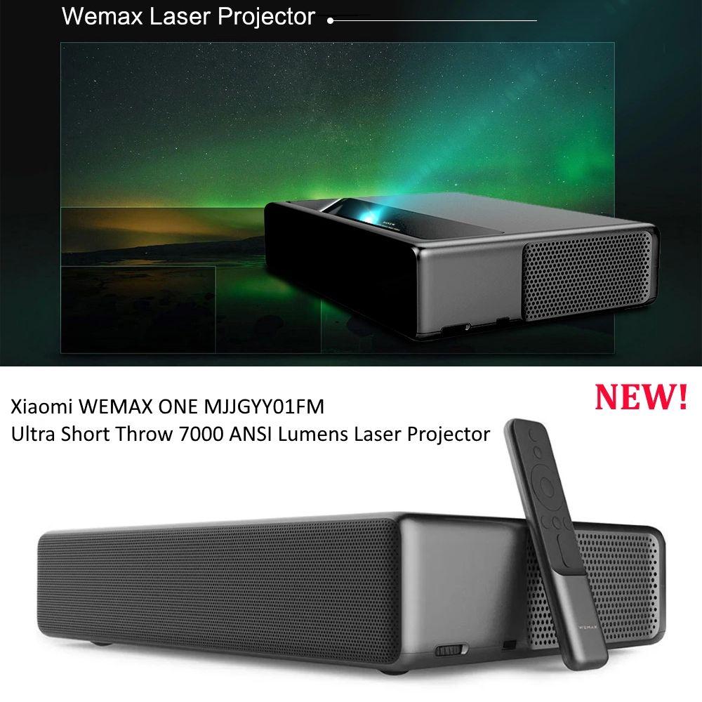 🔥🔥🔥 Xiaomi WEMAX ONE MJJGYY01FM Laser Projector for