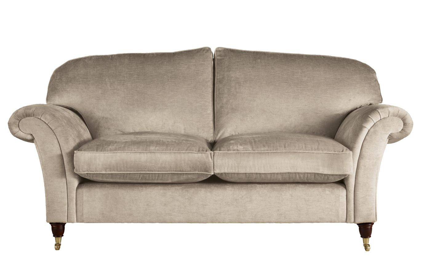 Mortimer Upholstered Small 2 Seater Sofa - Laura Ashley made ...