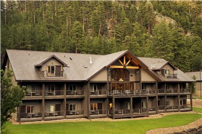 Keystone South Dakota Hotels And Lodging Near Mount Rushmore K Bar S Lodge