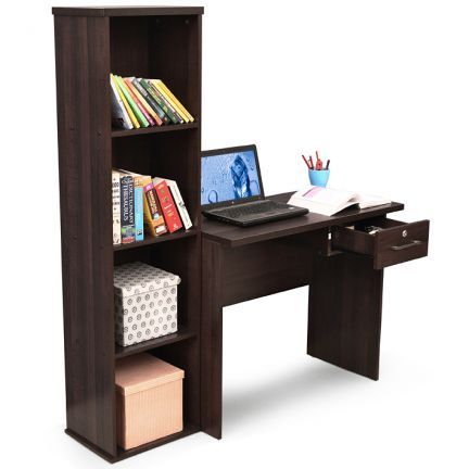 Fab Home Mersin Study Table Smart And Suavea Smartly Designed Desk That Includes A