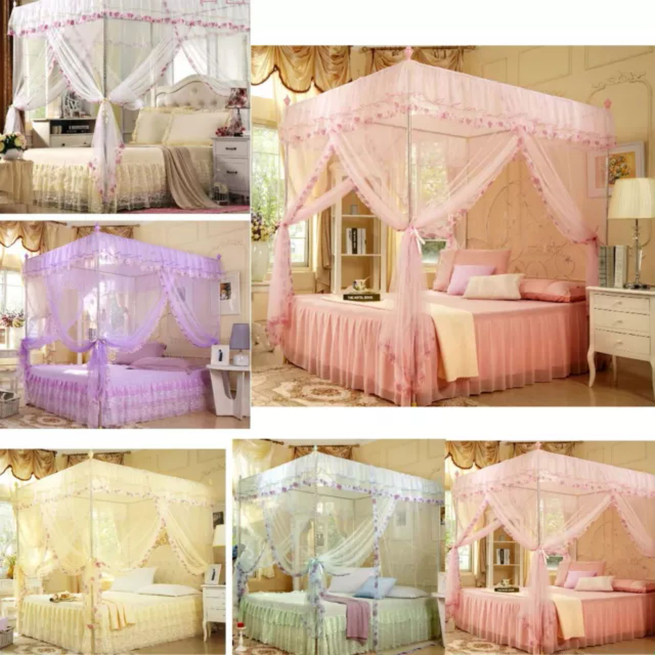 Pin by Rebecca Reinstein on Rubys Room Princess canopy