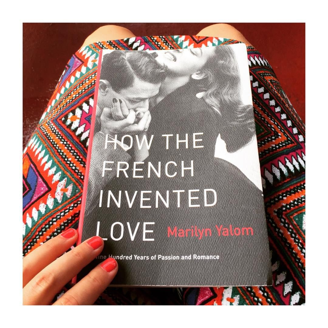 """It's a glorious morning on Sydney's harbour. A little enjoyable reading to start off a lovely Monday.  How The French Invented Love - Marilyn Yalom.…"""