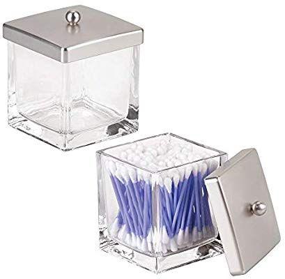 mdesign modern glass square bathroom vanity countertop