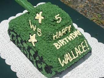 Military Theme Birthday Party Army theme Pinterest Birthdays