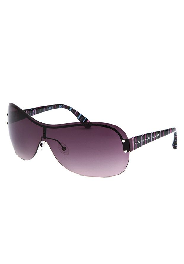Women's Purple Rimless Sunglasses - Marc Jacobs Watch - was $115.0, now $69.99 (39% Off). Picked by olga @ eWatches