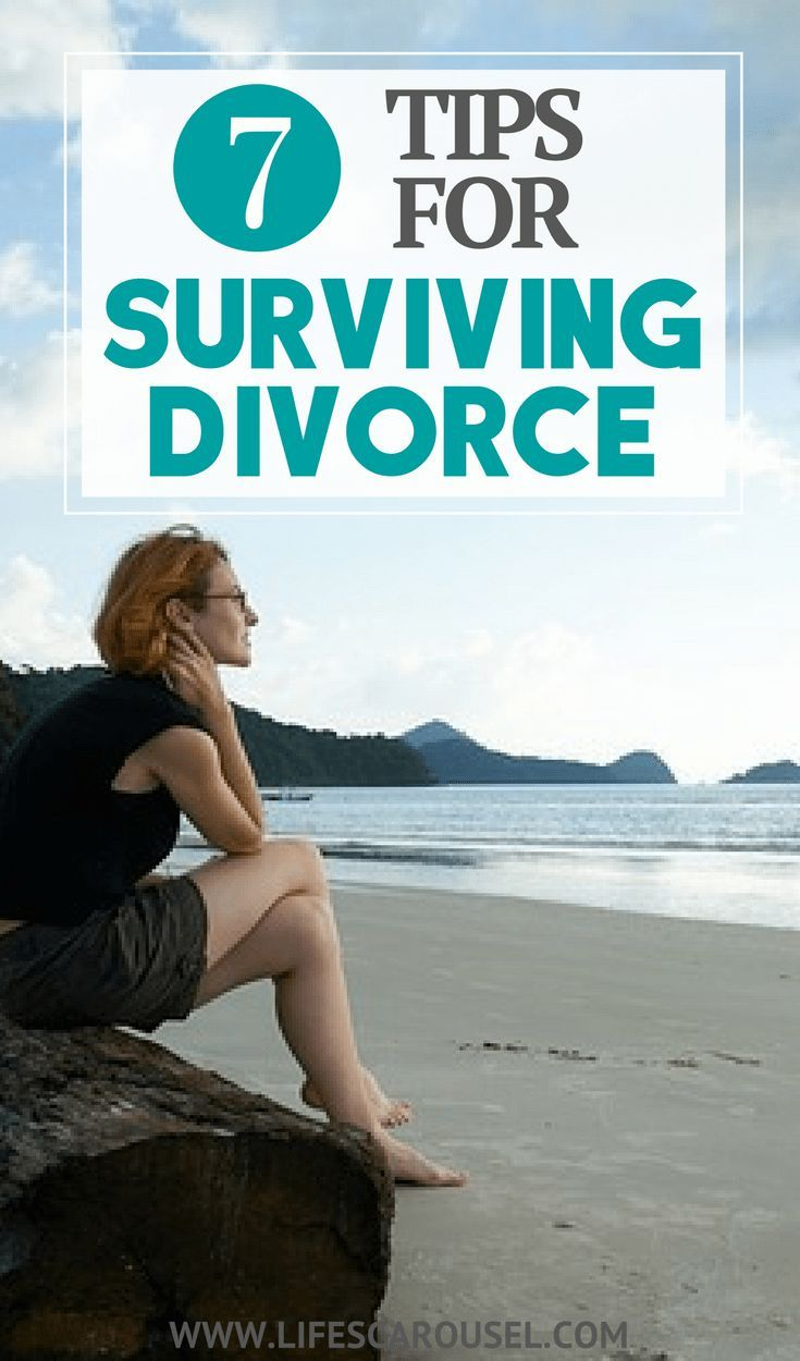 7 tips to surviving divorce in a hectic world lifes