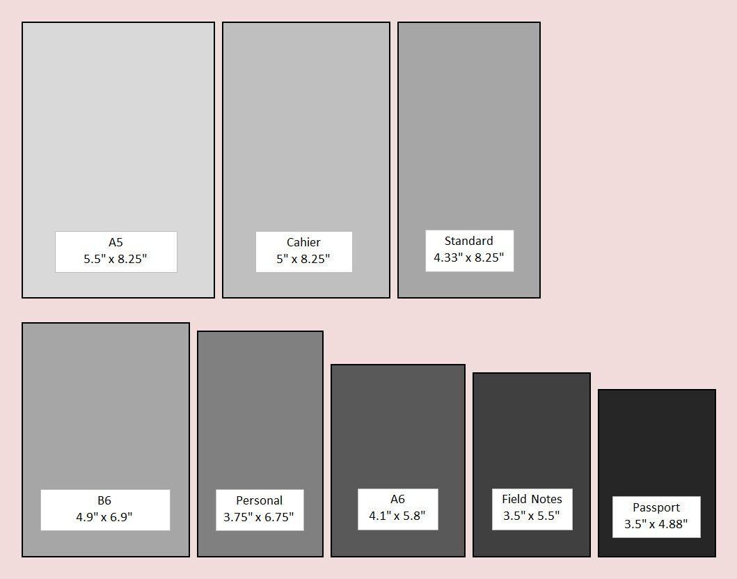 Image result for field note si ze design pinterest