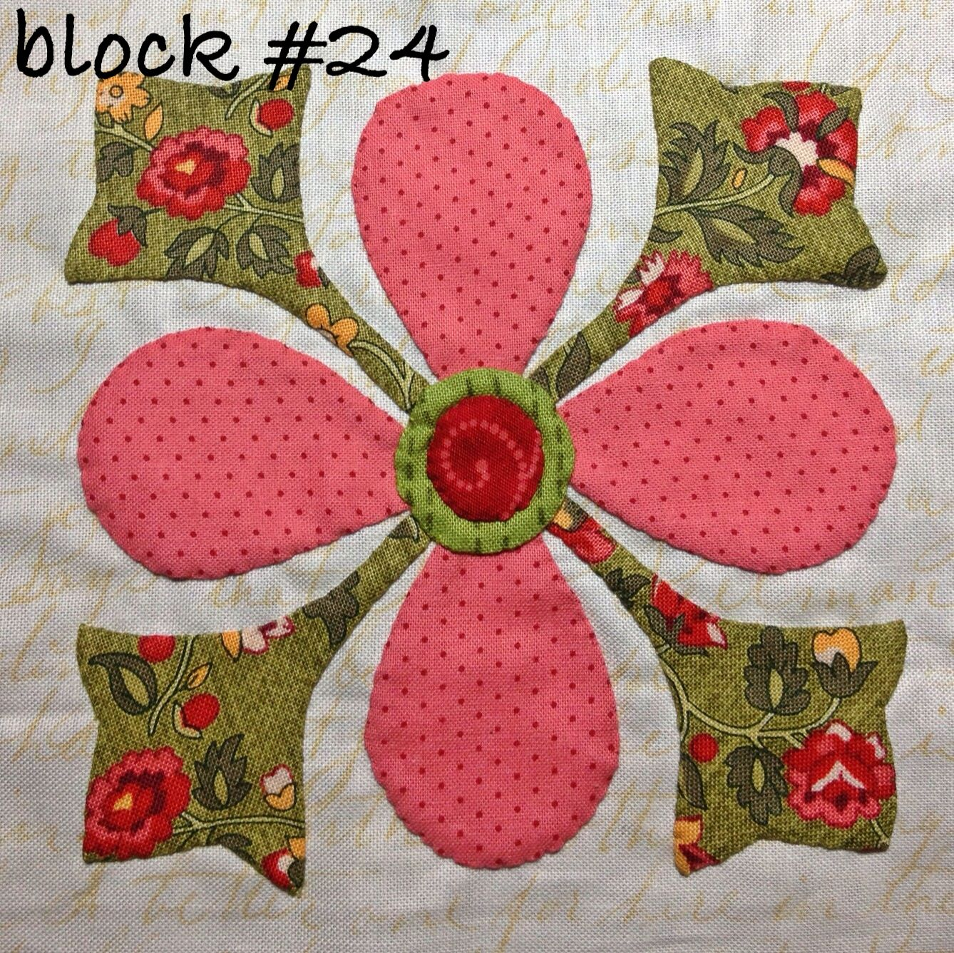 Mrs. Lincoln\'s sampler quilt by Anita Ireta | Appliqué Inspiration ...