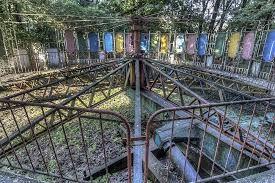 Bildergebnis für abandoned amusement park#