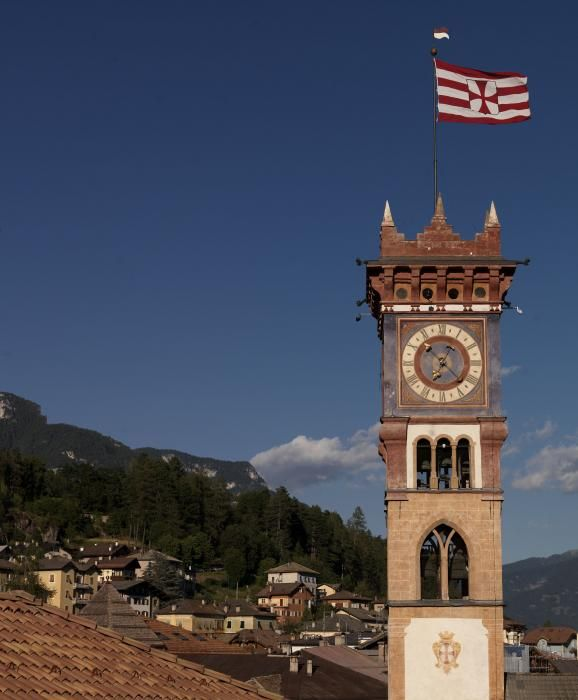 Cavalese Trentino-Alto Adige Italy