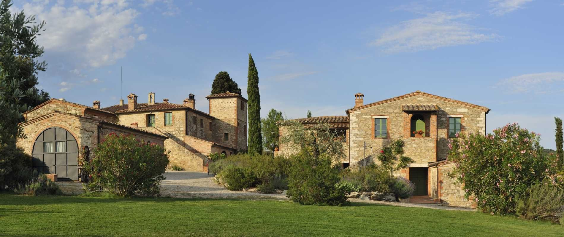 Villas Near Siena Italy villa estate and boutique hotel in siena #villa #property
