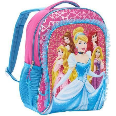 9efbecc8de DISNEY Disney Princess LIGHT UP BACKPACK 16
