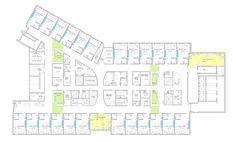 Children S Hospital Floor Plan Hospital Floor Plan Hospital Plans Hospital Design