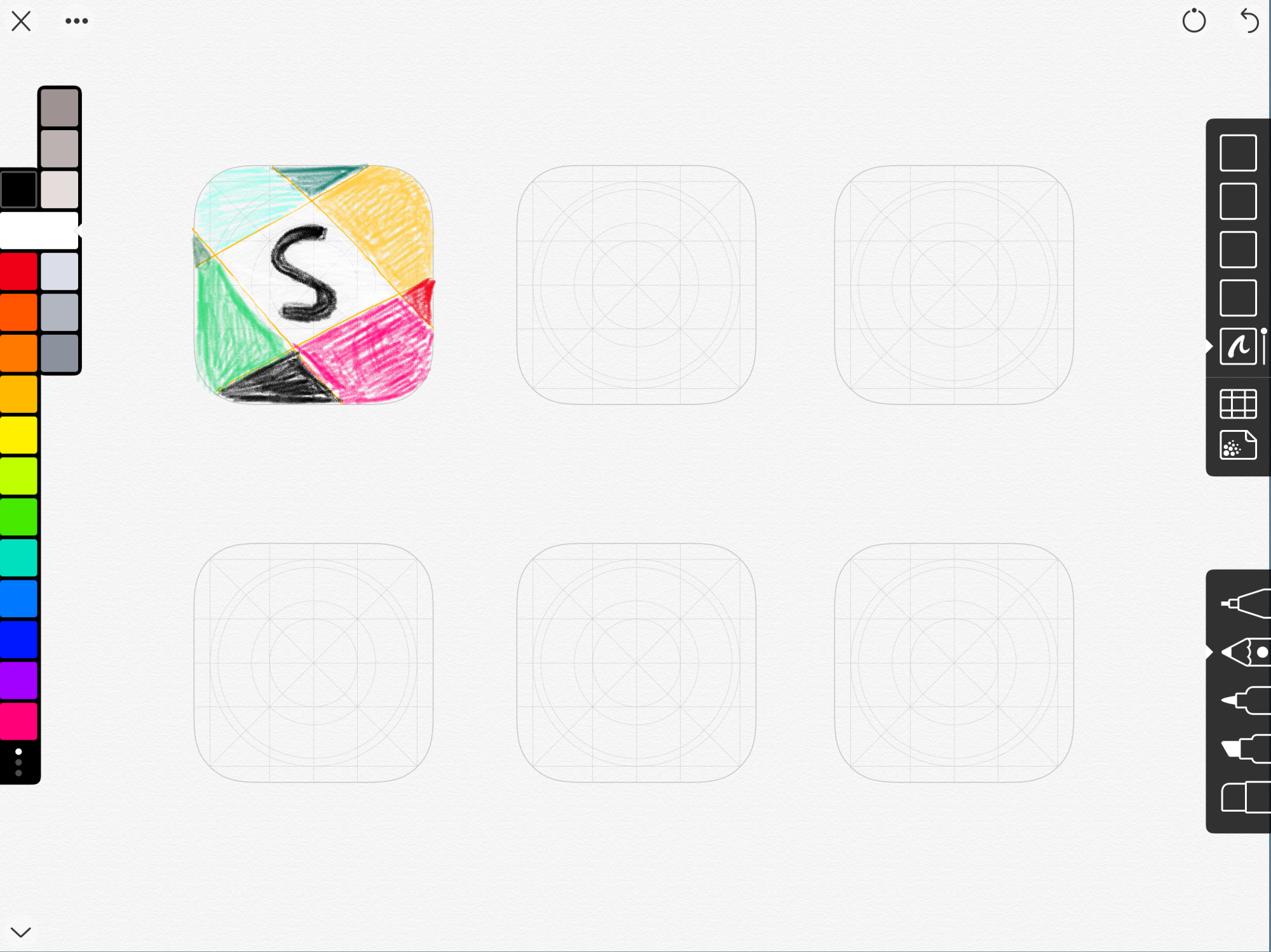 The Iconfactory Releases Linea For Ipad A Streamlined Digital