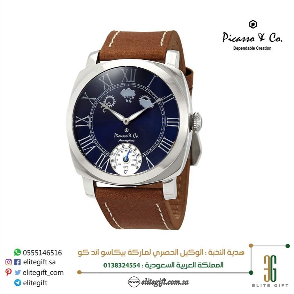 Picasso Watches Watches Leather Leather Watch