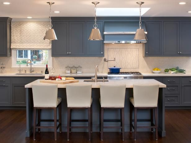 HGTV Has Inspirational Pictures Ideas And Expert Tips On Kitchen Island Bar Stools