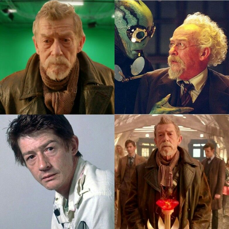 Rest In Peace, John Hurt. Thanks for so many great movie memories. He was a Doctor, Hellboy's father, an Alien's mother, and more. R.I.P.  http://www.hollywoodreporter.com/news/john-hurt-dead-elephant-man-809521
