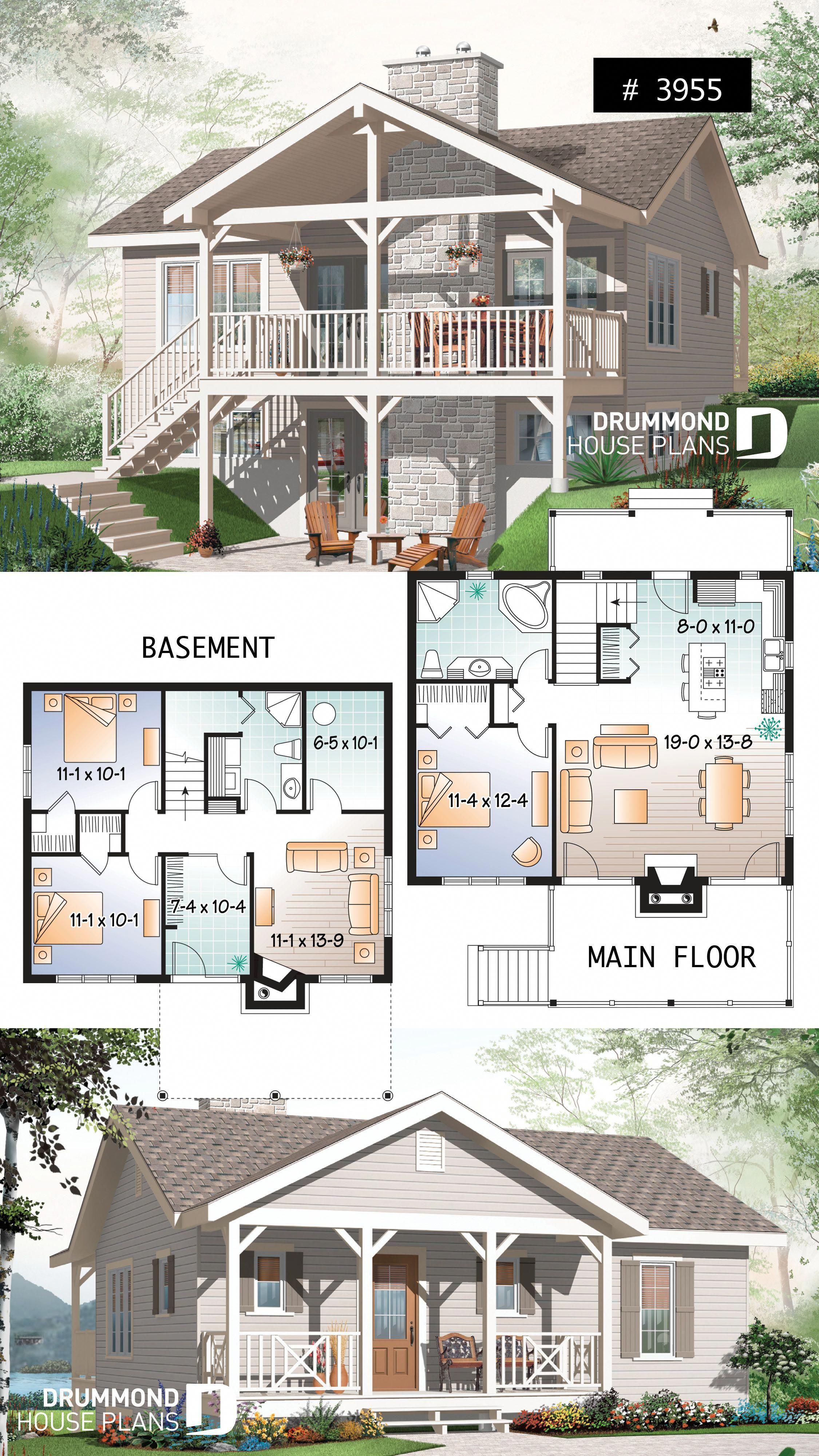 Affordable Basement Design Affordablebasementdesign Sims House Plans Lake House Plans Sims 4 House Building