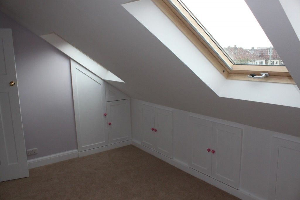Ask Your Builders About Storage Ideas For Your Loft