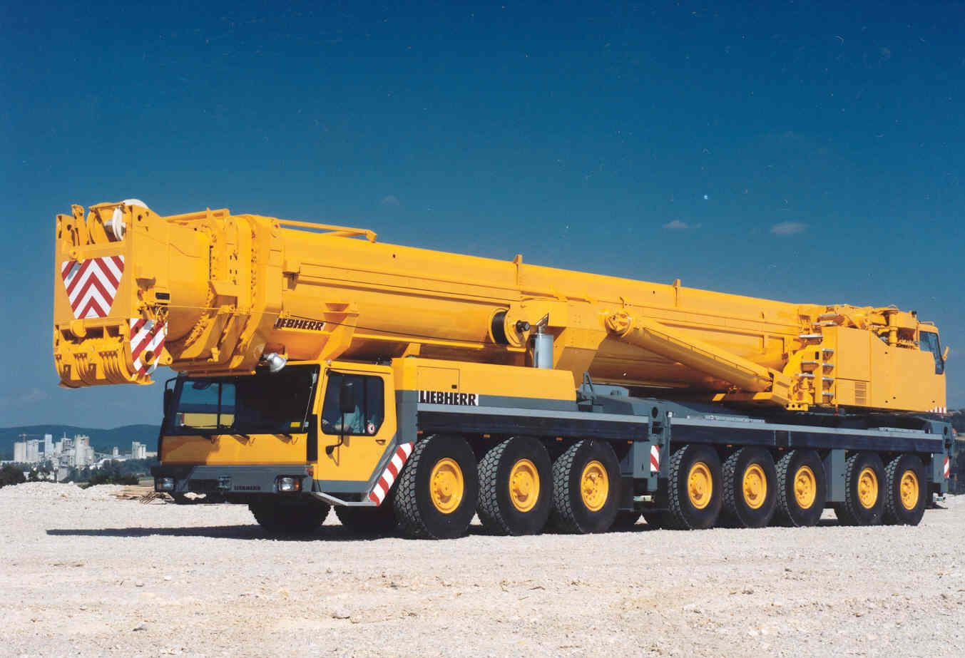 Mobile Crane Pictures : Liebherr ltm crane truck cranes pump