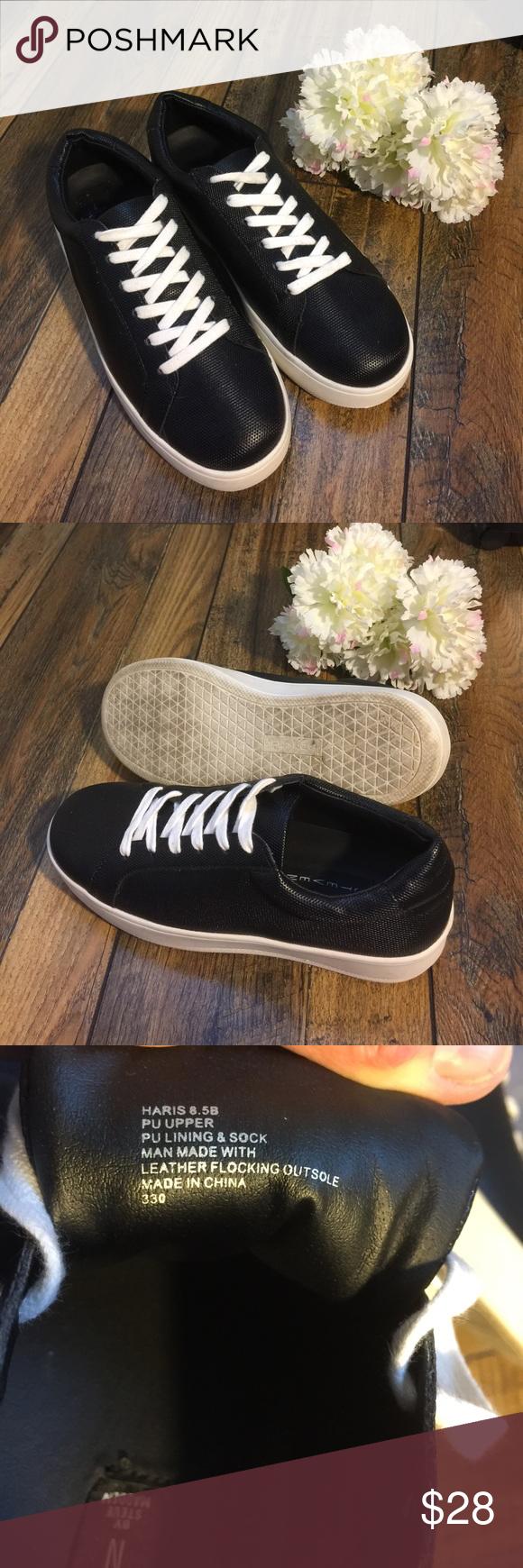 92b628f8052 Steve Madden Haris Very gently used platform Haris Sneakers
