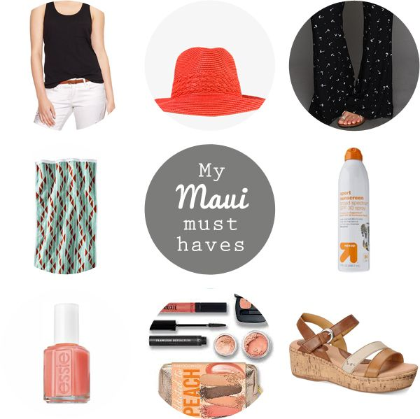 Oleander and Palm: My Maui Must Haves