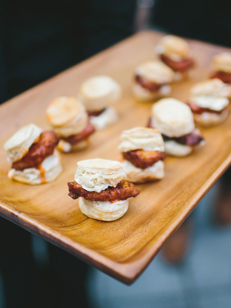 25 Appetizer Ideas Your Guests Will Love Wedding Reception