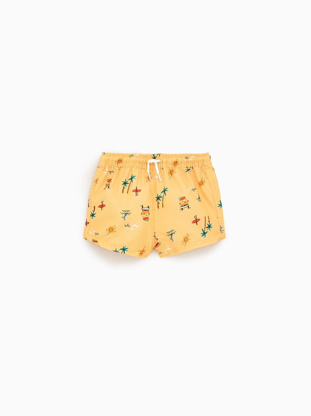 Camper Van Swim Shorts Baby Boy Swimwear Baby Boy Swim