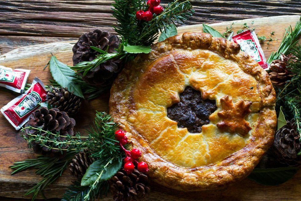 Where to get tourtiere for Christmas 2018 in Toronto NOW