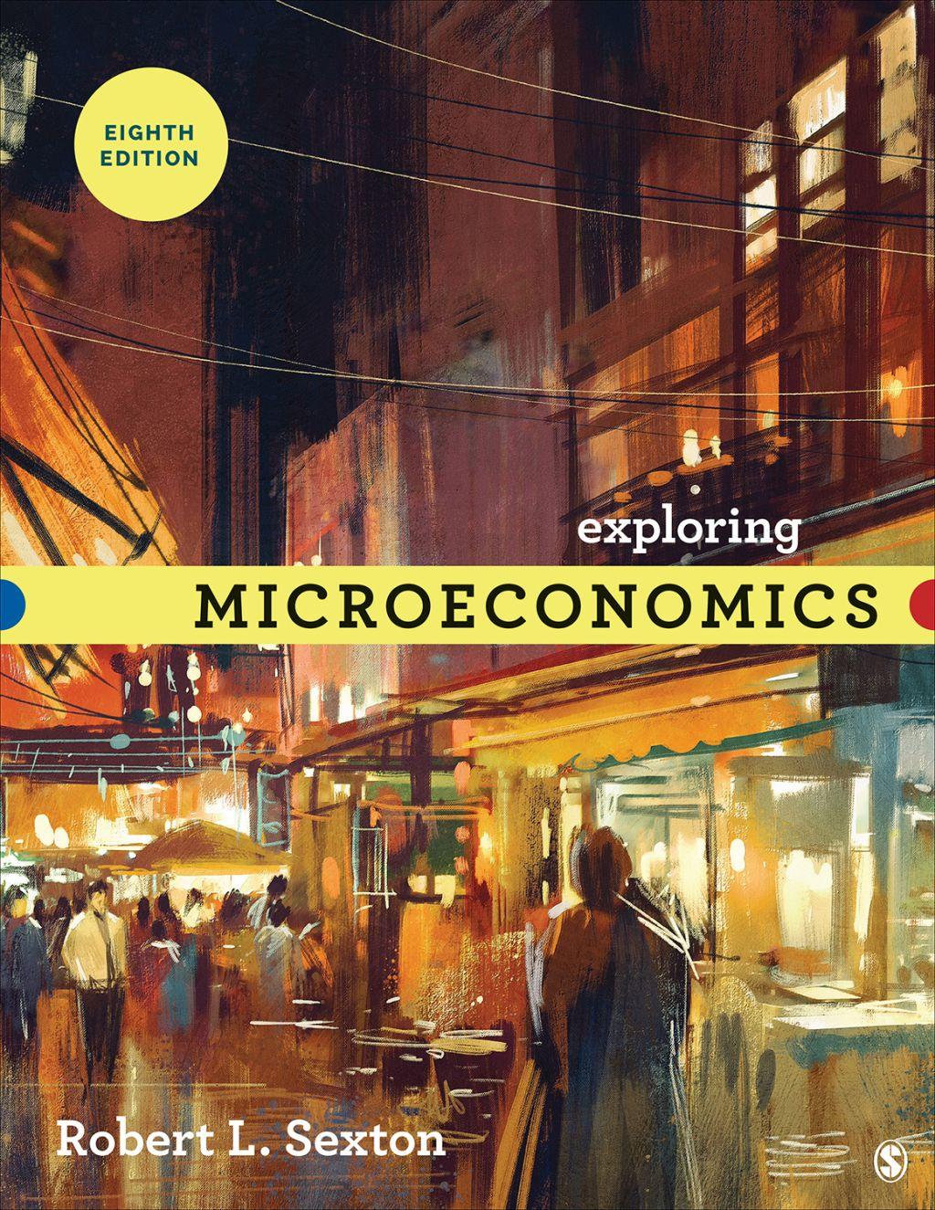 Exploring Microeconomics Ebook Rental