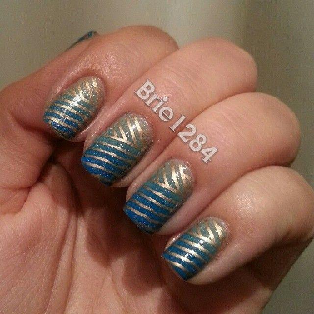 #nailart #ombrenails #gradientnails #nailstamping