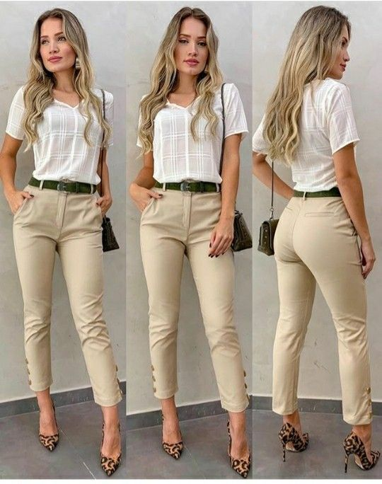 57 Trending Work & Office Outfit Ideas For Women 2019 - #Businesscasualoutfitsfo...
