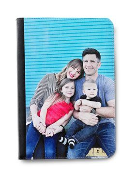 This Father's Day, give the big softie a personalized tablet case from Shutterfly.