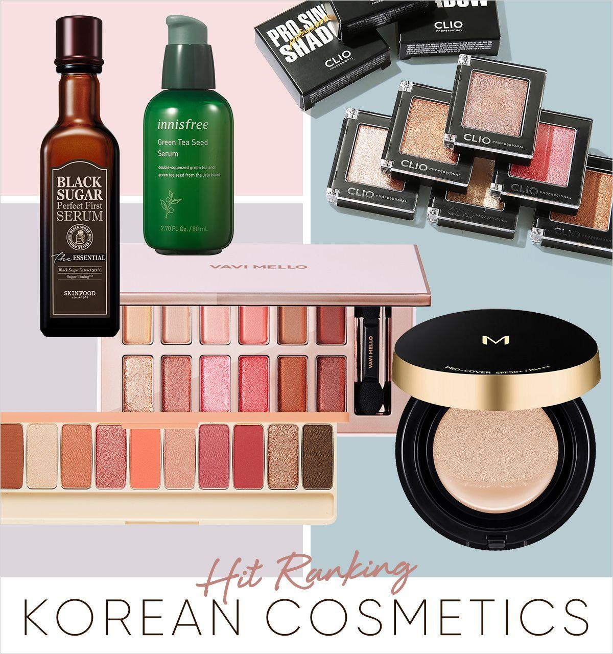 コスメ 人気 韓国