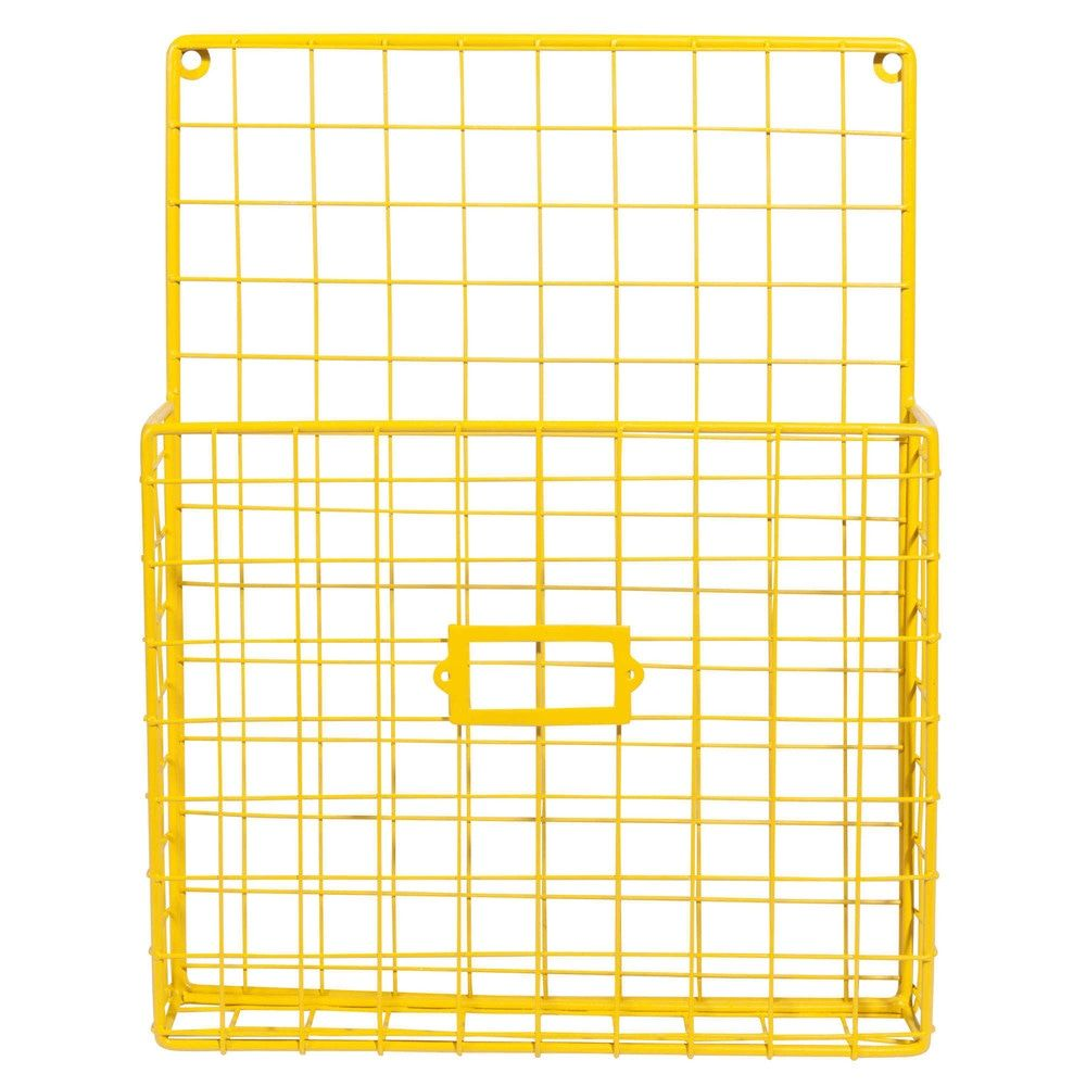 LEMON mustard yellow wall mount ...   Organise my Life   Pinterest ...