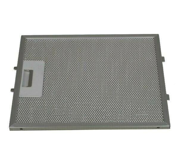 Zanker AEG Metallfilter Fettfilter, Filter Metall