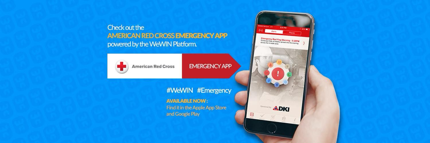 RedCross emergency apps, emoji style for WorldEmojiDay