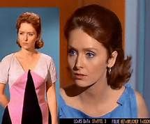 capt kirk sandra smith trapped in the body of janice lester