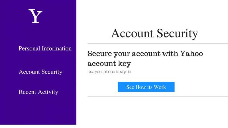 How to use Yahoo Account Key in Right Manner Accounting