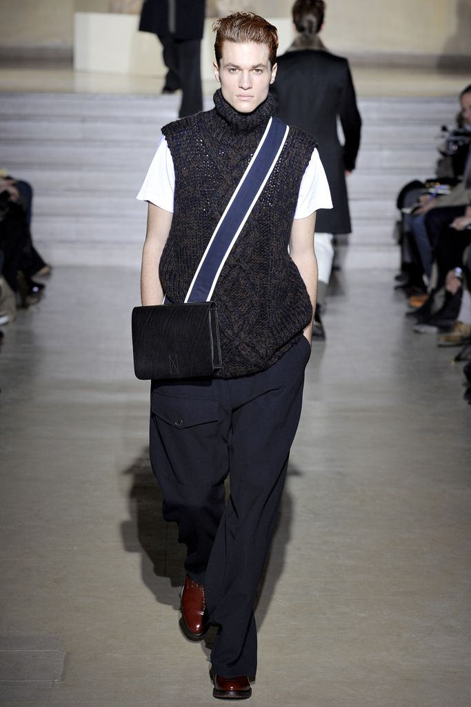 Dries Van Noten Fall 2011 Menswear - Collection - Gallery - Style.com